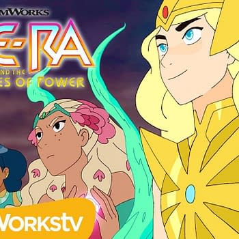 Netflix Releases Season 1 Trailer for She-Ra and The Princess of Power