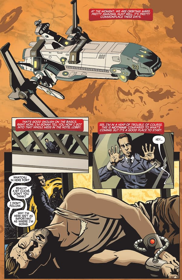 RED CITY PREVIEW Page 4
