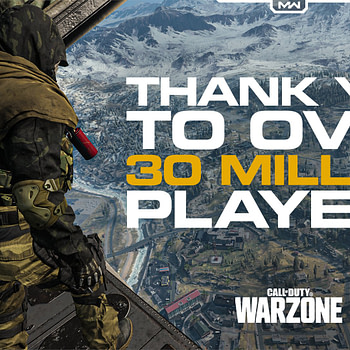 Call Of Duty Warzone 30 Million