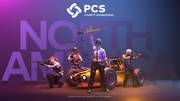 The PCS North American Showdown will take place in the second half of May, courtesy of PUBG.