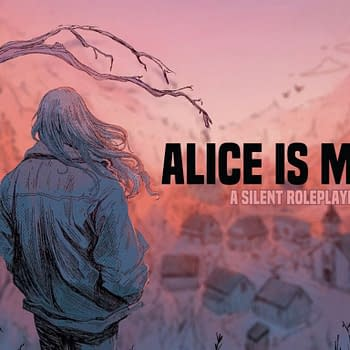 Alice Is Missing A Silent Role-Playing Game Funded On Kickstarter