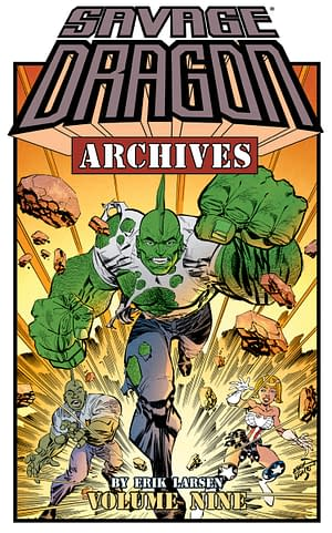 Savage Dragon Archives, Vol. 9 TP