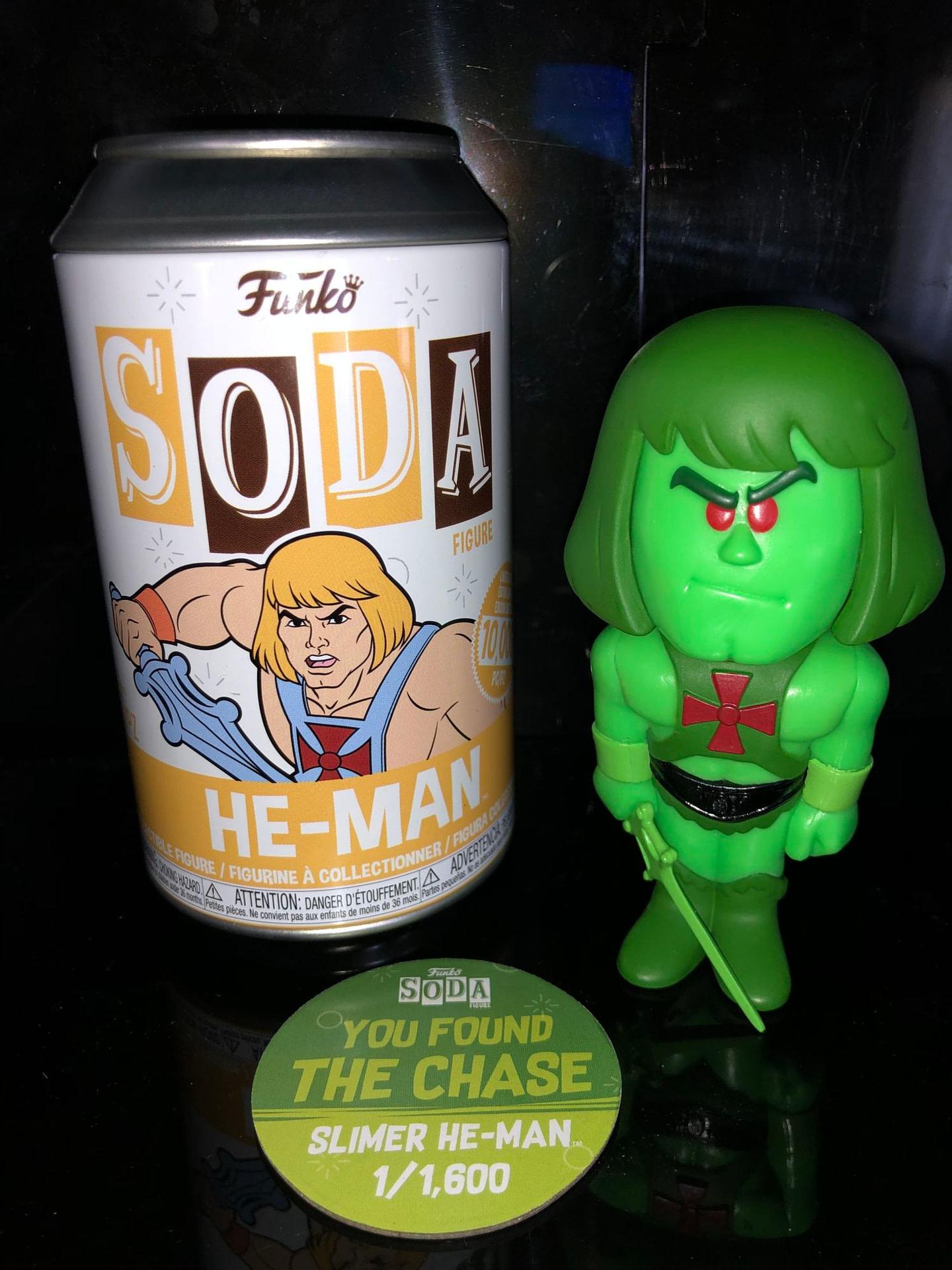 Funko Soda Masters of the Universe86