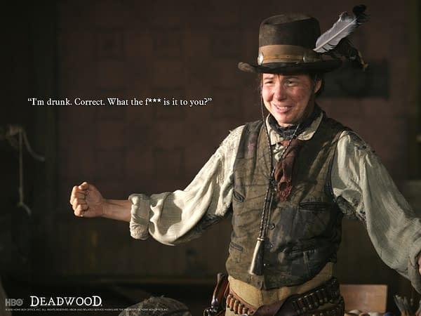 Robin Weigert Talks 'Deadwood: The Movie', Returning to Calamity Jane