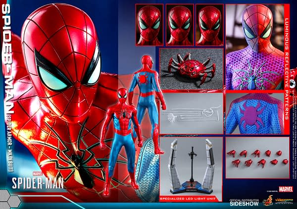 Three Upcoming Spider-Man Figures That'll Tingle Your Spidey Sense