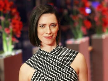 Rebecca Hall Talks Iron Man 3