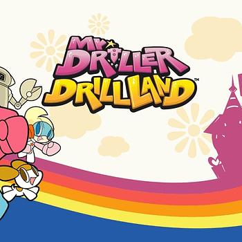 Mr Driller DrillLand 2020-1