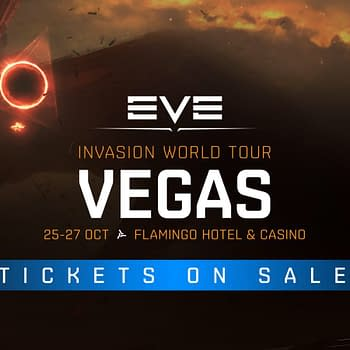 Tickets are On Sale Now for EVE Online's Vegas Con