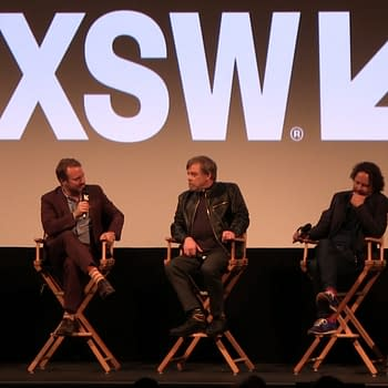 the director and the jedi SXSW 2018 Q&A