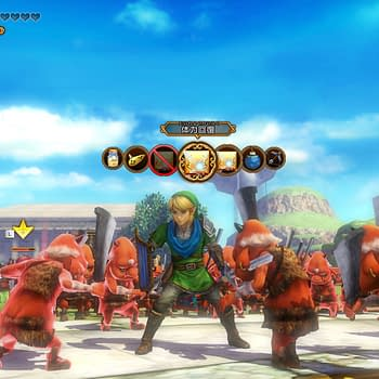 Koei Tecmo Releases New Hyrule Warriors: Definitive Edition Pics Showing Updated Looks
