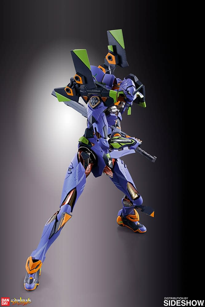 Evangelion Returns Once Again with New Bandai Figure