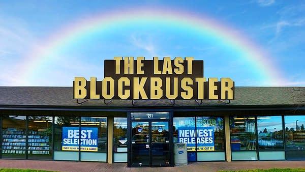 Le dernier blockbuster de l'Oregon.