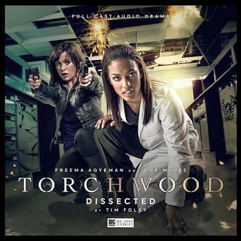 Doctor Who: Freema Agyeman Returns as Martha Jones in Big Finish Torchwood: Dissected Audio Drama