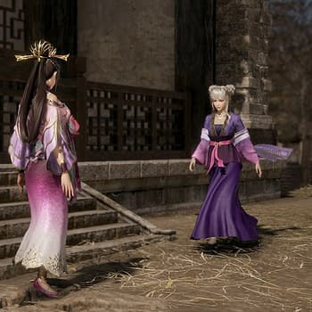 Koei Tecmo Releases New Dynasty Warriors 9 Screenshots, Characters, & Battle Trailer