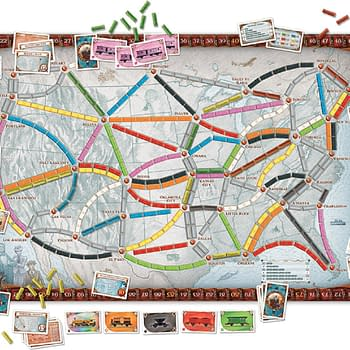 Ticket To Ride: Stay At Home Print And Play Expansion Announced