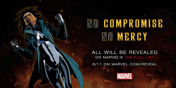 Monica Rambeau Joins Blade in Marvel Teasers