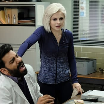 iZombie Season 5 Episode 2 Dead Lift: Roid-Raging Return to Form Doesnt Need a Spot [SPOILER REVIEW]