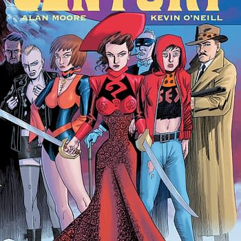 Alan Moores League of Extraordinary Gentlemen the Tempest Begins at Last: IDW Publishing June 2018 Solicits