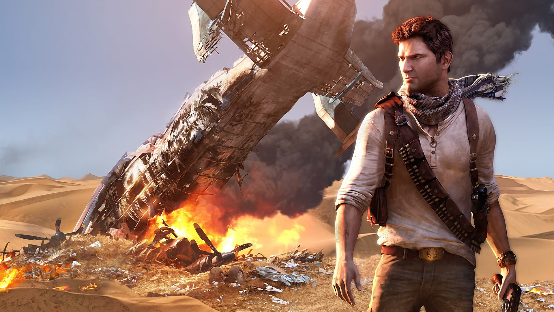 Uncharted amy hennig