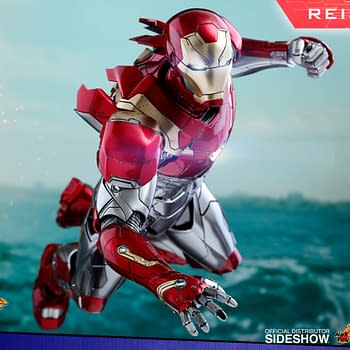 "Iron Man Hot Toys from ""Spider-Man: Homecoming"" Gets Reissue"