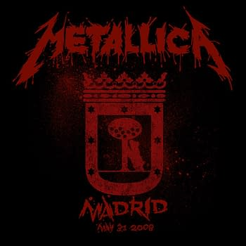 Metallica Mondays Comes To Madrid For This Weeks Show