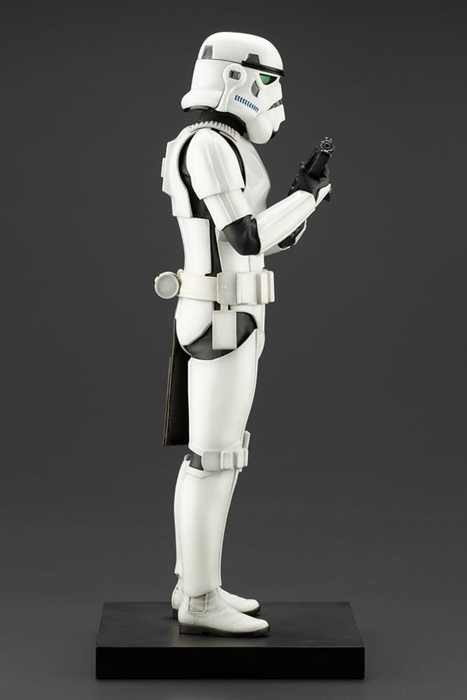 The Stormtrooper Makes His Statue Appearance With Kotobukiya
