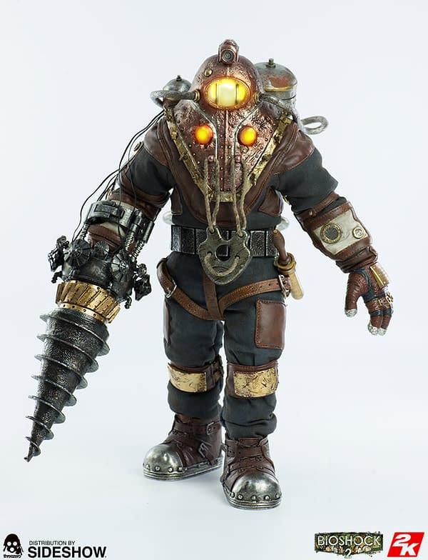 Sixth Scale Bioshock 2 Deluxe Figures from threezero
