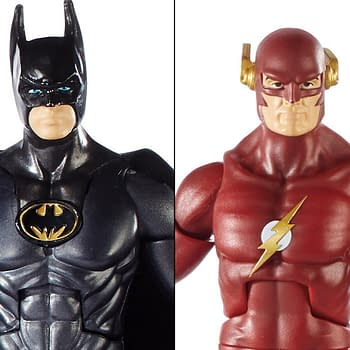DC Comics Multiverse Signature Collection Figures Start with Batman and The Flash