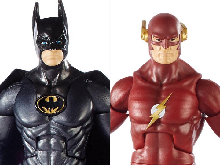 DC Batman Forever Multiverse Signature Collection Batman  Figure Val Kilmer