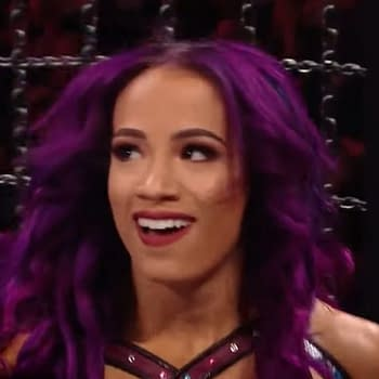 sasha banks Elimination Chamber