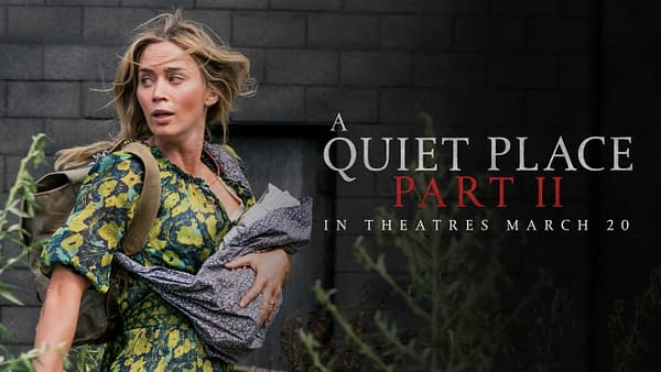 'A Quiet Place Part 2': New Spot Tease More of the Larger World