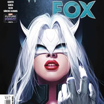 The Origin of White Fox Revealed in Future Fight Firsts: White Fox #1 [Preview]