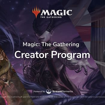 StreamElements &#038 WotC Partner For Magic: The Gathering Creator Program