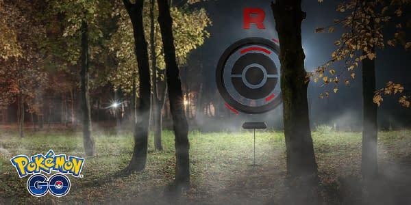 """Pokémon GO"" Warns Players Of Increased Team GO Rocket Plans"