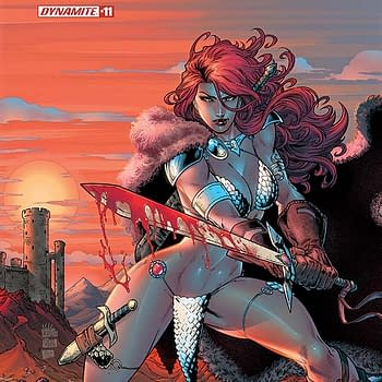 Writers Commentary: Amy Chu Talks Red Sonja #11