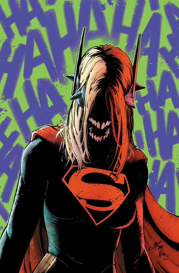 DC Comics Full November 2019 Solicitations