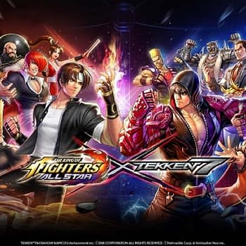 The King Of Fighters AllStar Is Getting A Tekken 7 Crossover