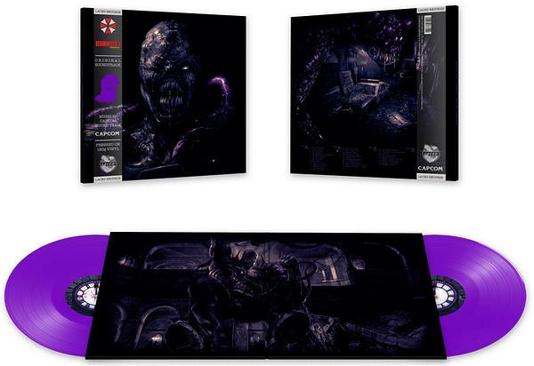 """Resident Evil 3: Nemesis"" Is Getting A Vinyl Soundtrack"