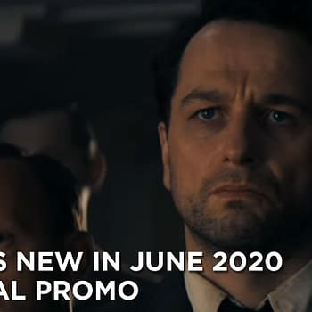 Perry Mason Preview Included in HBOs Whats New in June 2020 Clip