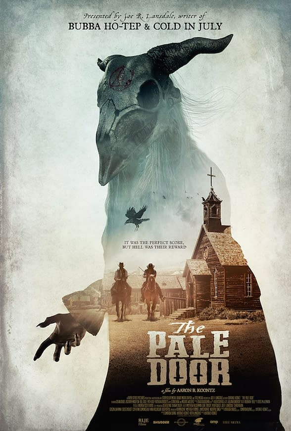 Trailer For The Pale Door Debuts, Releasing On August 21st