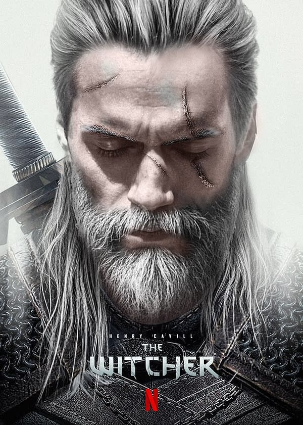 Netflix 'The Witcher' Coming in the Fall of 2019