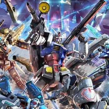 Mobile Suit Gundam Extreme Vs. Maxiboost On Art