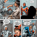 When Captain Britain Became A Muslim Woman. For A Couple Of Pages. In An Alternate Timeline.