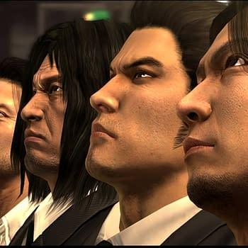 Kazuma Kiryu Returns in Yakuza 4 Remastered Available Now on PS4