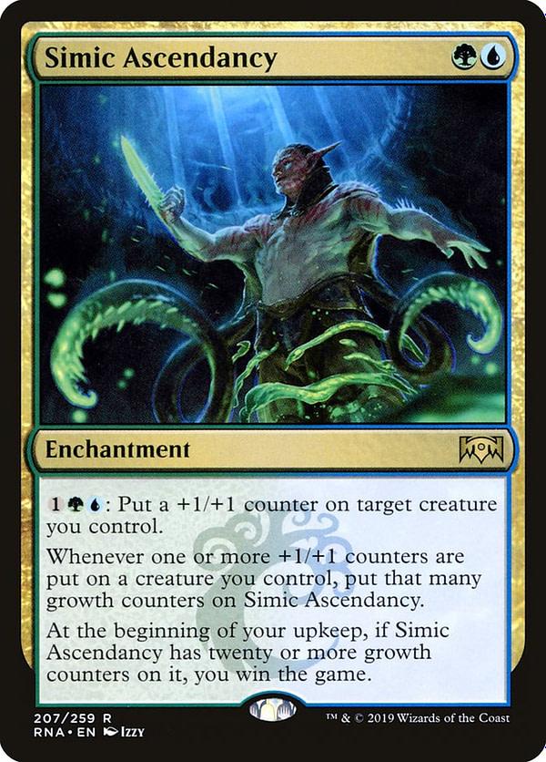Carte MTG Simic Ascendancy