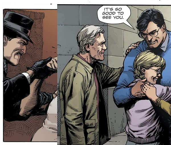 The DC Comics Case For Keeping Martha Kent, Jonathan Kent, and Alfred Pennyworth, Dead