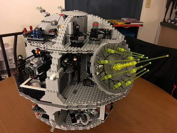 LEGO DS 45