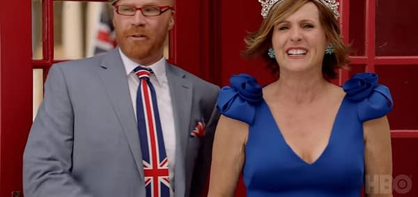 Will Ferrell and Molly Shannon's Cord and Tish Tackle 'The Royal Wedding Live' for HBO