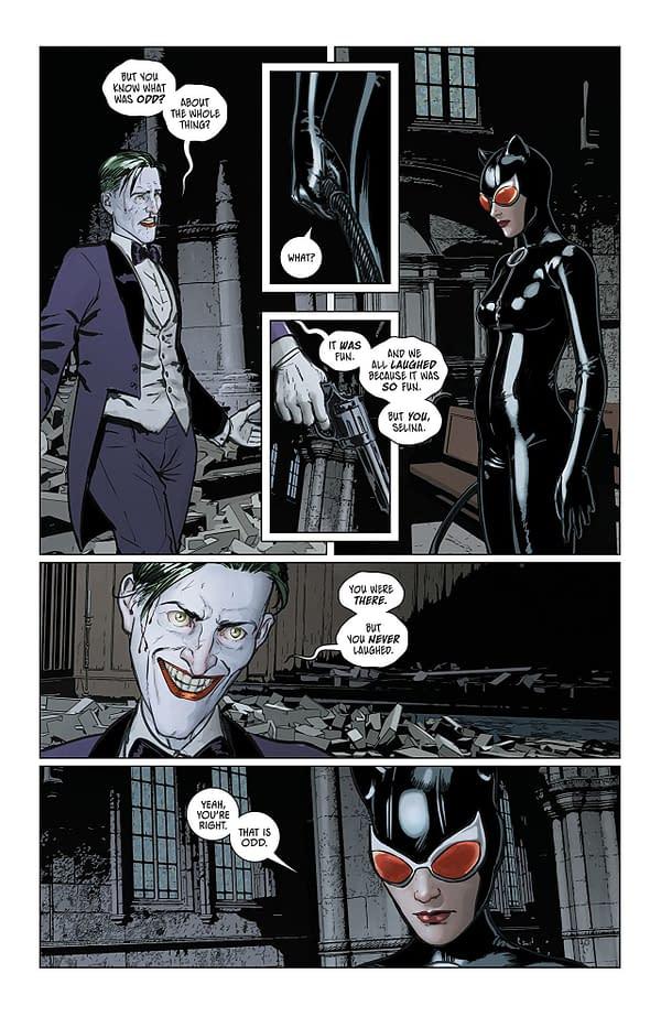 Batman #49 art by Mikel Janin and June Chung