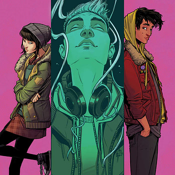 """REVIEW: Alienated #1 -- """"Not Characters You Want To Be Around For Any Significant Investment Of Time"""""""